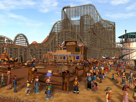 rct3 1 RollerCoaster Tycoon World Full Para Pc 2015 Por Torrent